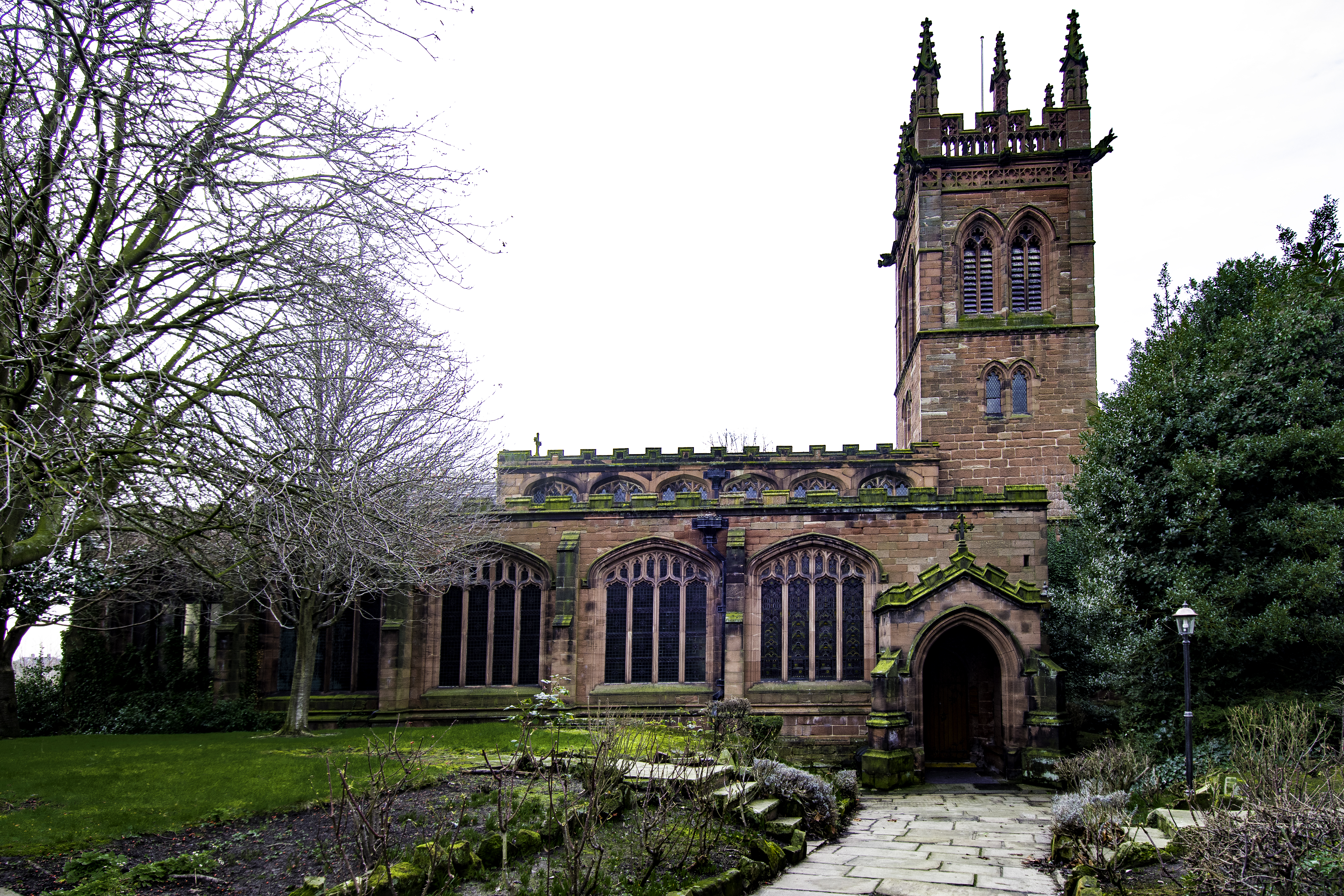 St. Mary\'s, Chester. – Mini on Tour